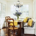 Beautiful Kitchen Banquettes , 8 Awesome Kitchen Banquette Seating In Dining Room Category