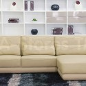 Beige Leather Sectional Sofa , 7 Cool Oversized Sectional Sofas In Furniture Category