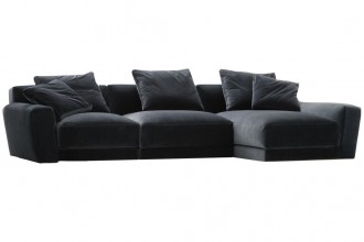 1104x1104px 8 Good Velvet Sectional Picture in Furniture