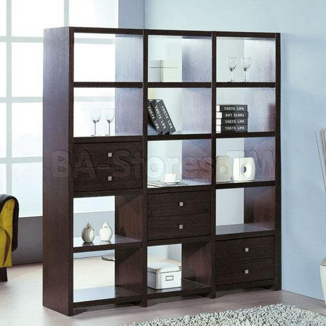 Furniture , 7 Hottest Bookcase Room Dividers : Bisect Room Divider