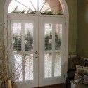 Blinds For French Doors , 8 Hottest Window Coverings For French Doors In Interior Design Category