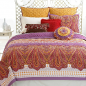 Bohemian Beddings , 6 Good Boho Chic Bedding In Bedroom Category