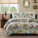 Boho Chic Tula Flowered Bedding Set , 6 Good Boho Chic Bedding In Bedroom Category