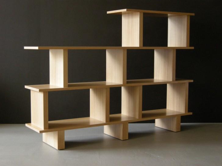 Furniture , 7 Stunning Bookcase Room Divider : Bookcase Room Divider