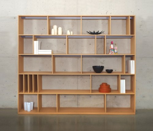 Furniture , 7 Hottest Bookcase Room Dividers : Bookcase Room Divider