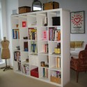 Furniture , 7 Hottest Bookcase Room Dividers : Bookshelf Room Divider Sample Designs