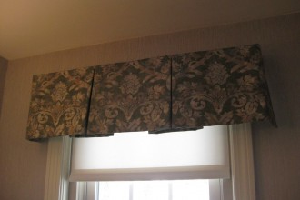 1600x1200px 8 Popular Box Pleated Valance Picture in Furniture
