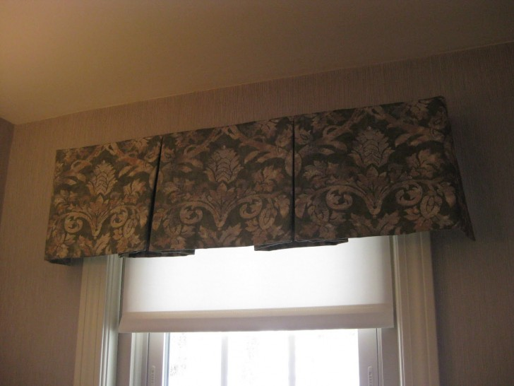 Furniture , 8 Popular Box Pleated Valance : Box Pleated Valances