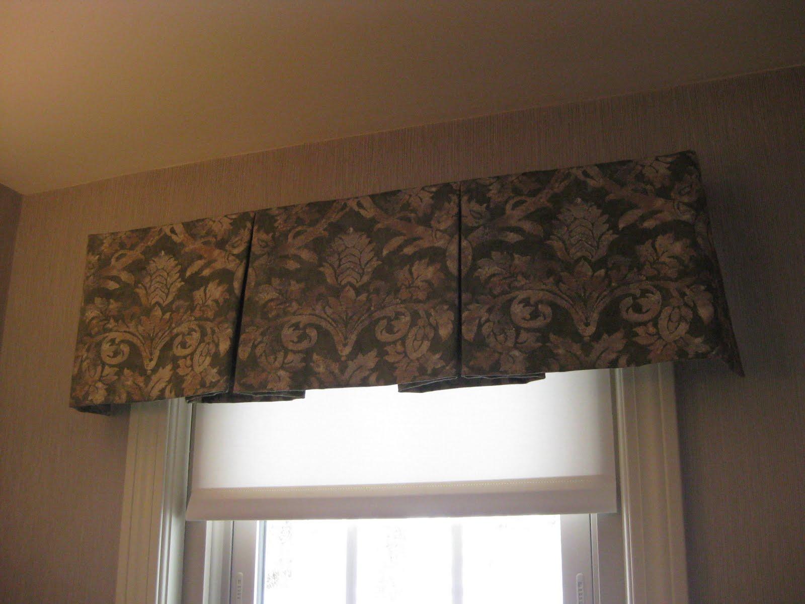 1600x1200px 8 Top Box Pleat Valance Picture in Interior Design