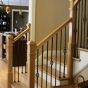 Box newels , 7 Fabulous Newel Post Designs In Interior Design Category