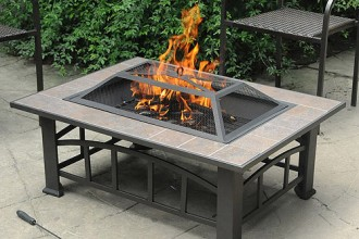 500x500px 6 Ultimate Rectangular Fire Pit Picture in Others