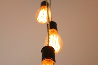 570x855px 7 Fabulous Edison Light Bulb Fixtures Picture in Lightning