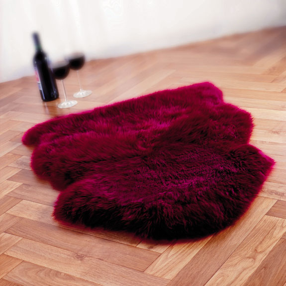 575x575px 7 Ideal Sheepskin Rug Picture in Others