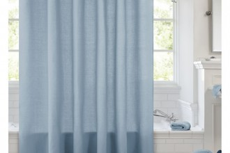 500x500px 7 Fabulous Waffle Weave Shower Curtain Picture in Others