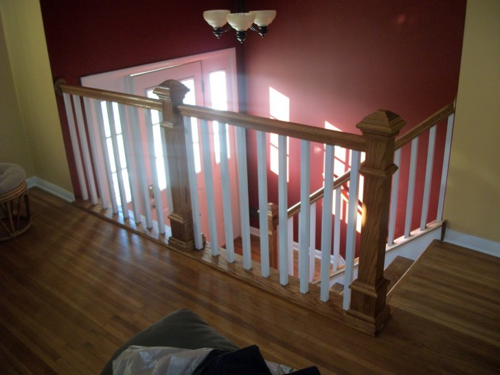 Others , 6 Good Stair Railing Ideas : Case railing designs