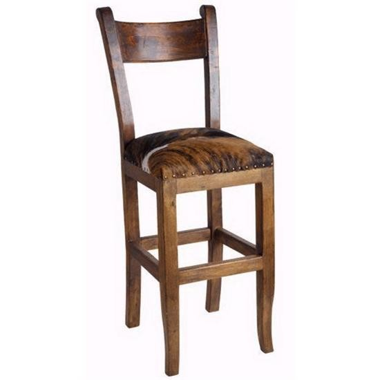Cheap Cowhide Bar Stool 7 Fabulous Cowhide Bar Stools