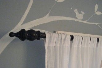 800x600px 7 Amazing Cheap Curtain Rods Picture in Others