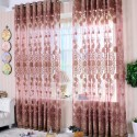 Cheap Floral Printing Applique Blackout Curtains , 7 Top Cheap Blackout Curtains In Others Category