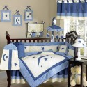 Chenille stars and moons , 8 Stunning Baby Boy Nursery Themes In Bedroom Category