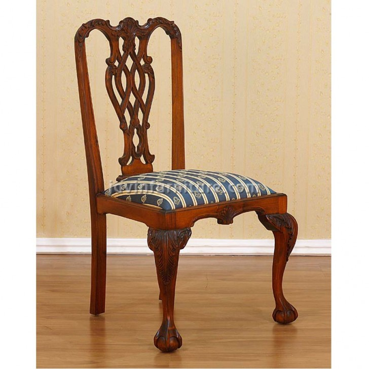 Furniture , 9 Lovely Chippendale Chairs : Chippendale Dining Chair