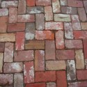 Cobblestone Paver Driveways , 6 Charming Red Brick Pavers In Others Category