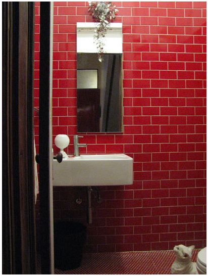 Others , 7 Gorgeous Colored Subway Tile : Colored Subway Tile