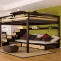 Contemporary Loft Beds , 5 Best Loft Beds For Adults In Bedroom Category