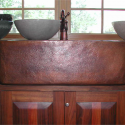 Copper Farmhouse Sink , 7 Awesome Copper Farmhouse Sink In Kitchen Appliances Category