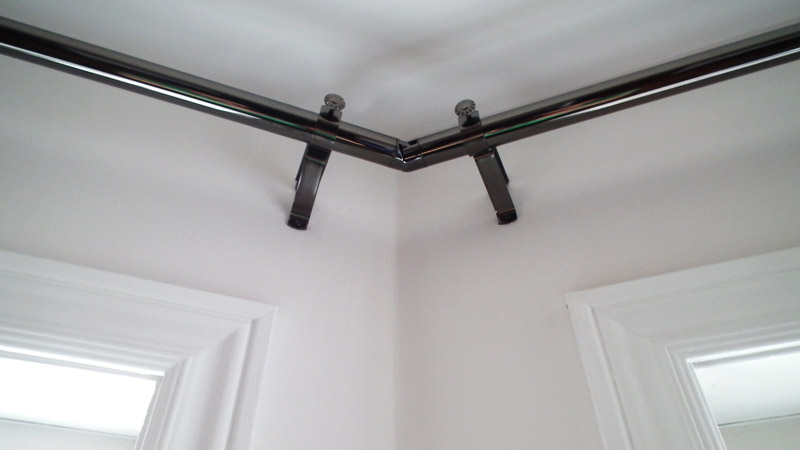800x450px 7 Popular Corner Curtain Rods Picture in Others