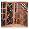 Corner Custom Wine Rack , 7 Fabulous Wine Cellar Innovations In Others Category