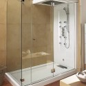 Corner Shower Stalls , 4 Superb Corner Shower Stalls In Bathroom Category