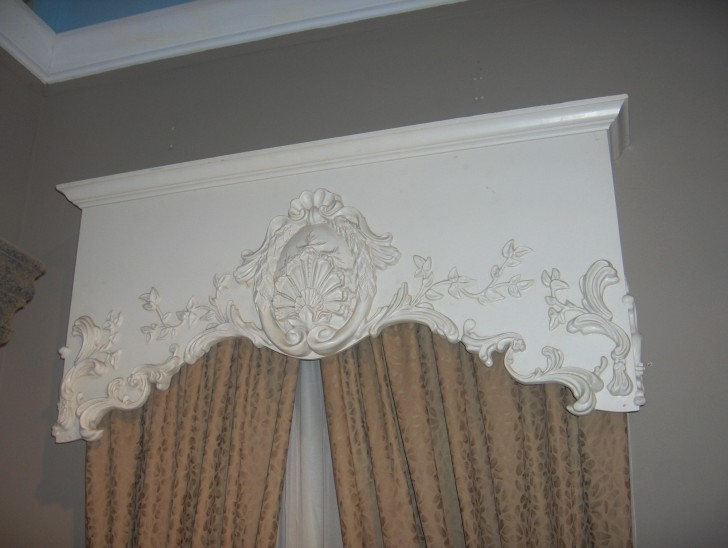 Others , 7 Superb Cornice Boards : Cornice Boards