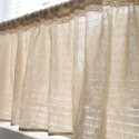 Cotton Cafe Curtain , 8 Superb Linen Cafe Curtains In Others Category
