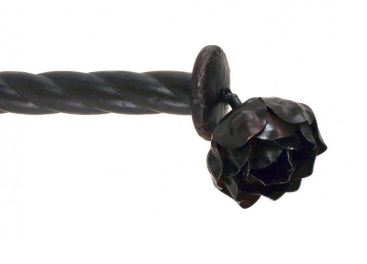 Others , 7 Stunning Finials For Curtain Rods : Curtain Rod Finial