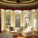 Curtains For Bay Windows , 8 Charming Bay Window Curtain Ideas In Interior Design Category