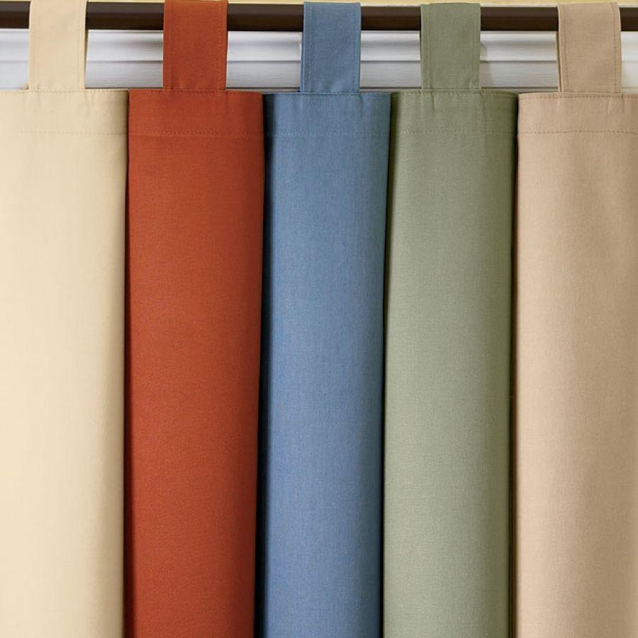 Curtains At Linens 7 Superb Tab Top Curtain Panels