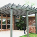 Curved Pergola , 8 Unique Curved Pergola In Homes Category
