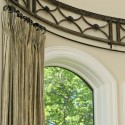 Curved curtain rod window , 6 Hottest Curved Window Curtain Rod In Others Category