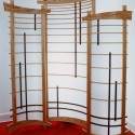 Curved panel shoji screen , 7 Fabulous Shoji Screen In Apartment Category