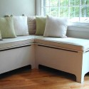 Custom Banquette or Window Seat , 7 Gorgeous Corner Banquette Seating In Interior Design Category