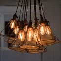 Custom Edison Bulb , 7 Awesome Edison Bulb Chandelier In Lightning Category