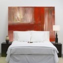 Custom Headboards Red , 7 Stunning Handmade Headboards In Bedroom Category