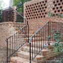 Custom Wrought Iron Railings , 7 Superb Rod Iron Railing In Others Category