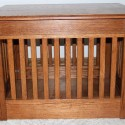 Custom wood dog crates wallpapers , 6 Cool Custom Dog Crates In Furniture Category