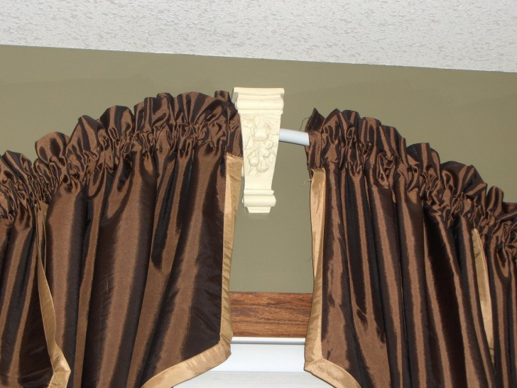 Others , 6 Stunning Curved Curtain Rods : Decorative Drapery Hardware