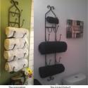 Designs For Elegant Bathroom , 4 Excellent Bathroom Towel Rack Ideas In Bathroom Category