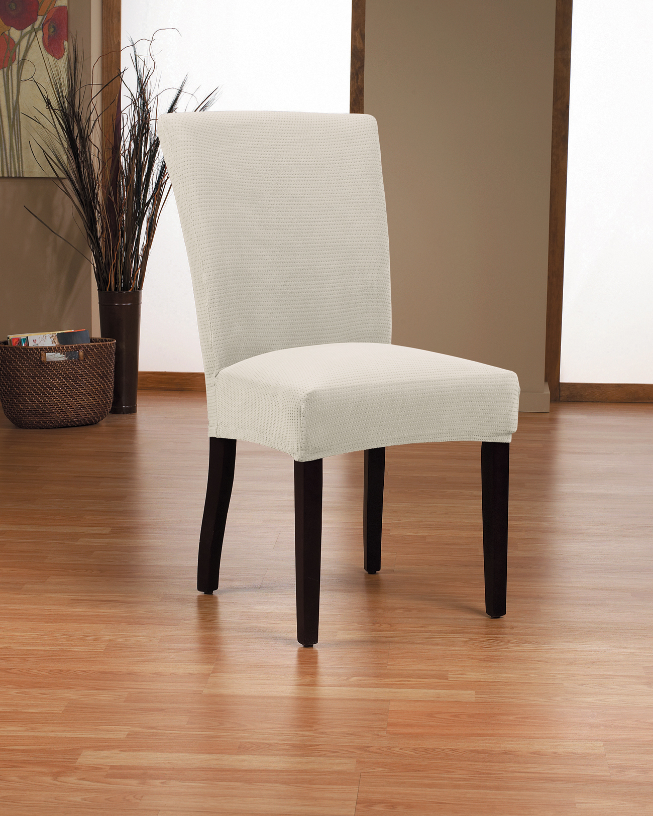 1300x1625px 8 Stunning Dining Chair Slipcovers Picture in Furniture
