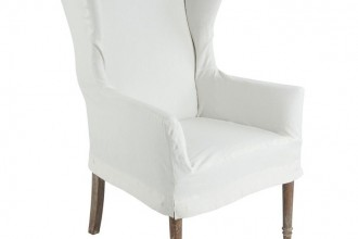 736x751px 6 Best Wingback Dining Chair Picture in Furniture
