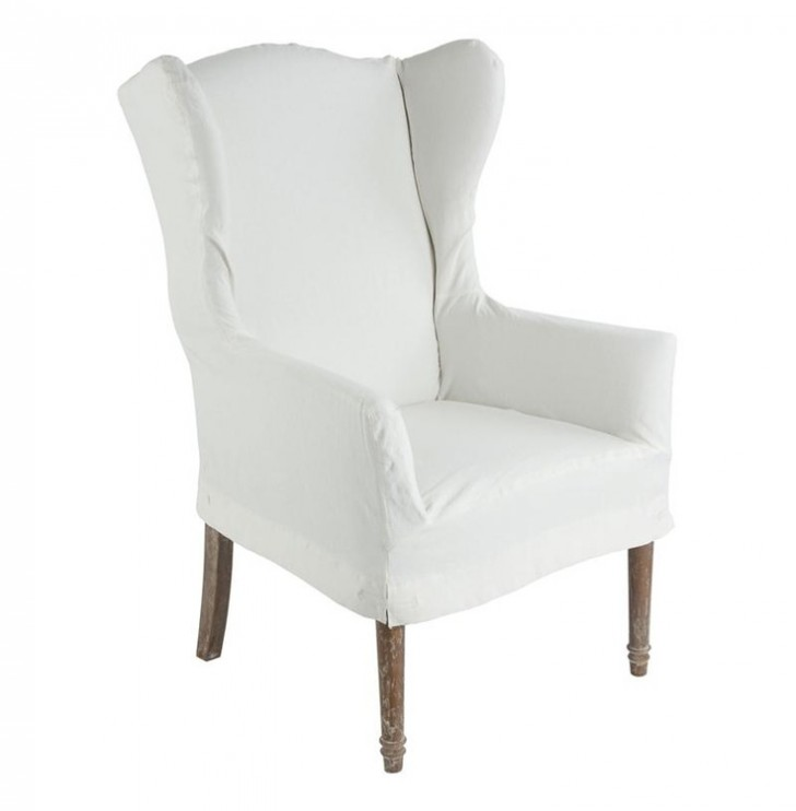 Furniture , 6 Best Wingback Dining Chair : Dining Arm Chair