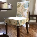 Dining Chair Slipcover , 8 Stunning Dining Chair Slipcovers In Furniture Category